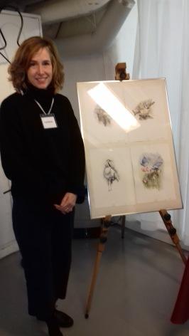 Ingela Matsson, konstnär