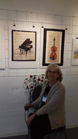 Louice Pettersson, konstnär