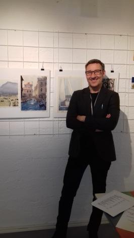 Benny Stigsson, konstnär