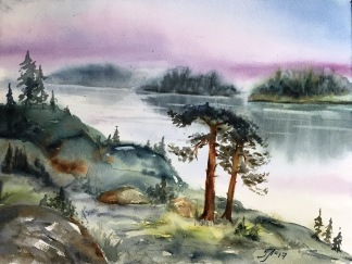 Nordiskt vemod av Tanya Lundmark