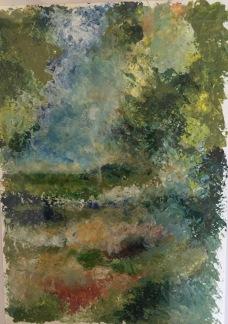 Sommarhage av Anne-Marie Björstrand