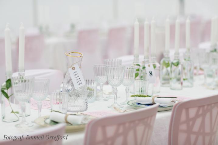 hyra vintageporslin till bröllop och fest