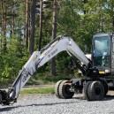 Hjulgrävare Bobcat