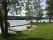 Badplats vid Asasjön
