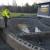 Geonät läggs mellan murskikten för att öka hållfastheten