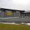 Ny färg på fasaden gjordes i samband med utbyggnad av lunchrummet