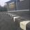 Fogskum förhindrar att dammduken letar sig ut mellan murblocken