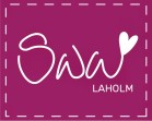 Kvinnlig modebutik i Laholm. Hos Sara Laholm kan du designa din egen personliga, unika, färgglada och mönstrade klänning eller tunika.