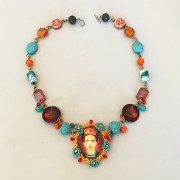 Halsband Frida Freedom Birds