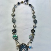 Halsband Frida Silverheart