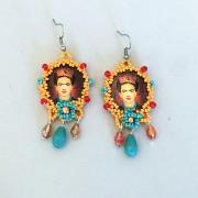 Örhänge Frida Freedom Birds