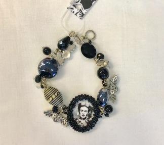 Armband Frida Black & White -