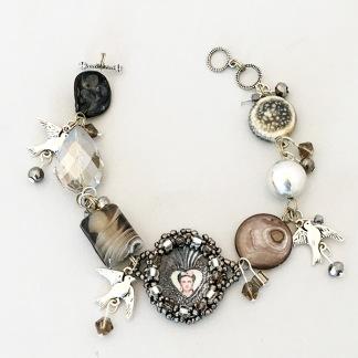 Armband Frida Silverheart -