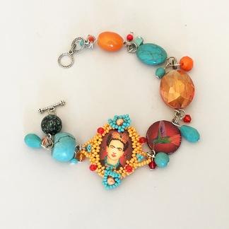 Armband Frida Freedom Birds -