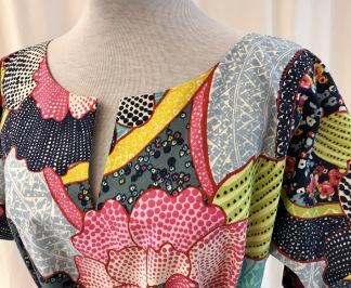Anemona klänning Sommarblom - Small