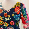 Solbritt klänning Frida Kahlo