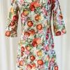 Solbritt klänning Pomona - XX Large