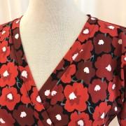Viola Omlottklänning Poppy