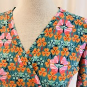 Viola Omlottklänning Tutti Frutti