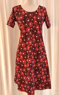 Dahlia klänning Poppy - Small
