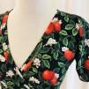 Viola Omlottklänning Äppelblom