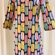 Solbritt klänning Korv med bröd