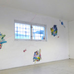 Installation view. Galleri KRSVC. 2010