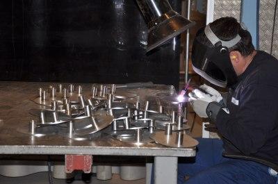 Manual Tig-welding