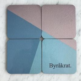 Byråkrat.Coasters