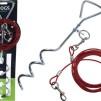 Stormskruv - Stormskruv med Wire för hund