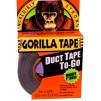 Gorilla Tape - Gorillatape 9m svart