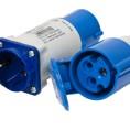 CEE-Chuck kompakt adapter