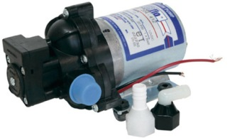 SURFLO Tryckpump - SURFLO Trailking 7 liter/minut
