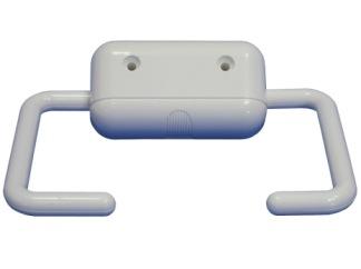 Toarullshållare