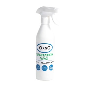 OxyG Sanitation vax