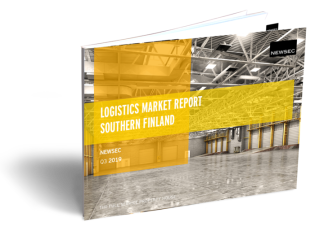 Logistics Southern Finland