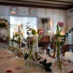 Bordsdukning - bröllop