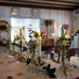 Dukat för bröllop...