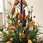 Vårinspiration med franska tulpaner