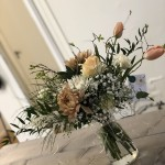 Inslag av franska tulpaner!