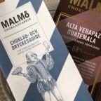 Underbart god choklad från Malmö chokladfabrik!
