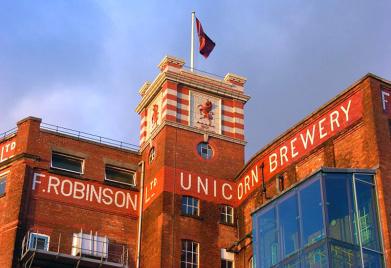 Robinson's Unicorn Brewery