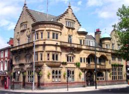 The Phillharmonic pub