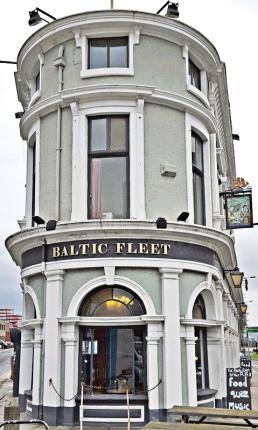 The Baltic Fleet bryggpub