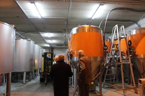 The Peerless Brewing Co