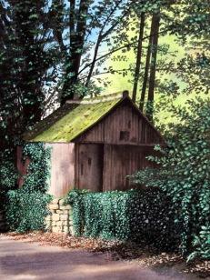 målning från Skipton: Philip Nicholson