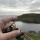 Erika stickning Shetland