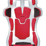 GT-PAD - New Modular Seat - Kit of padding GT-PAD Red - XL
