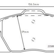 Belägg Golf VI (5K1)