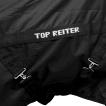 Top Reiter Regntäcke med hals